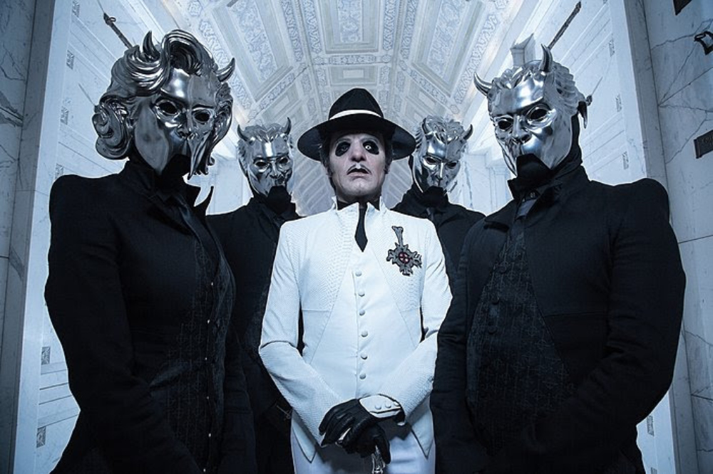 Image for GHOST:  A PALE TOUR NAMED DEATH