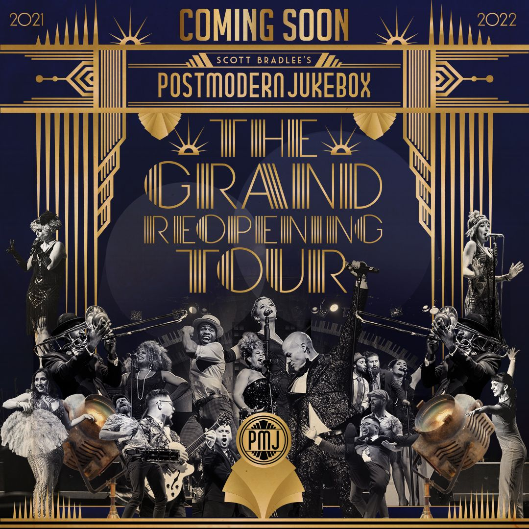 Image for POSTMODERN JUKEBOX THE GRAND REOPENING TOUR