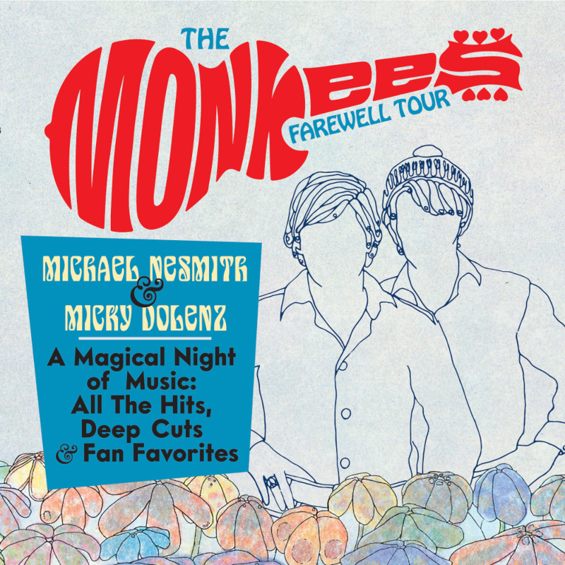 Image for CANCELED - THE MONKEES FAREWELL TOUR