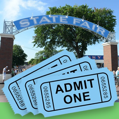 Image for 2019 Gate Admission Ticket