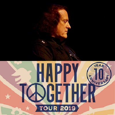 Image for Tommy James and the Shondells and Happy Together Tour 2019