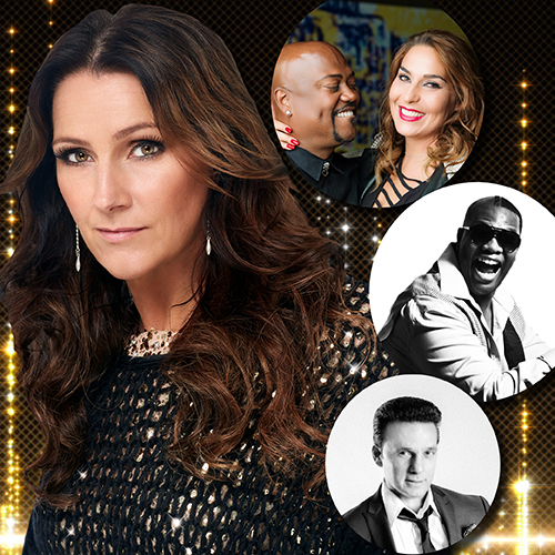 Image for ACE OF BASE JENNY BERGGREN, with special guests: LA BOUCHE, THE MAD STUNTMAN and more