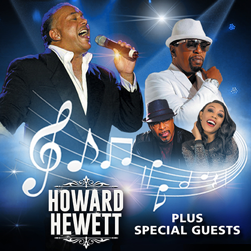 Image for CHESS FOUNDATION presents HOWARD HEWETT live with GLENN JONES hosted by SHAILA and DJ UNCLE RALPH MCDANIELS