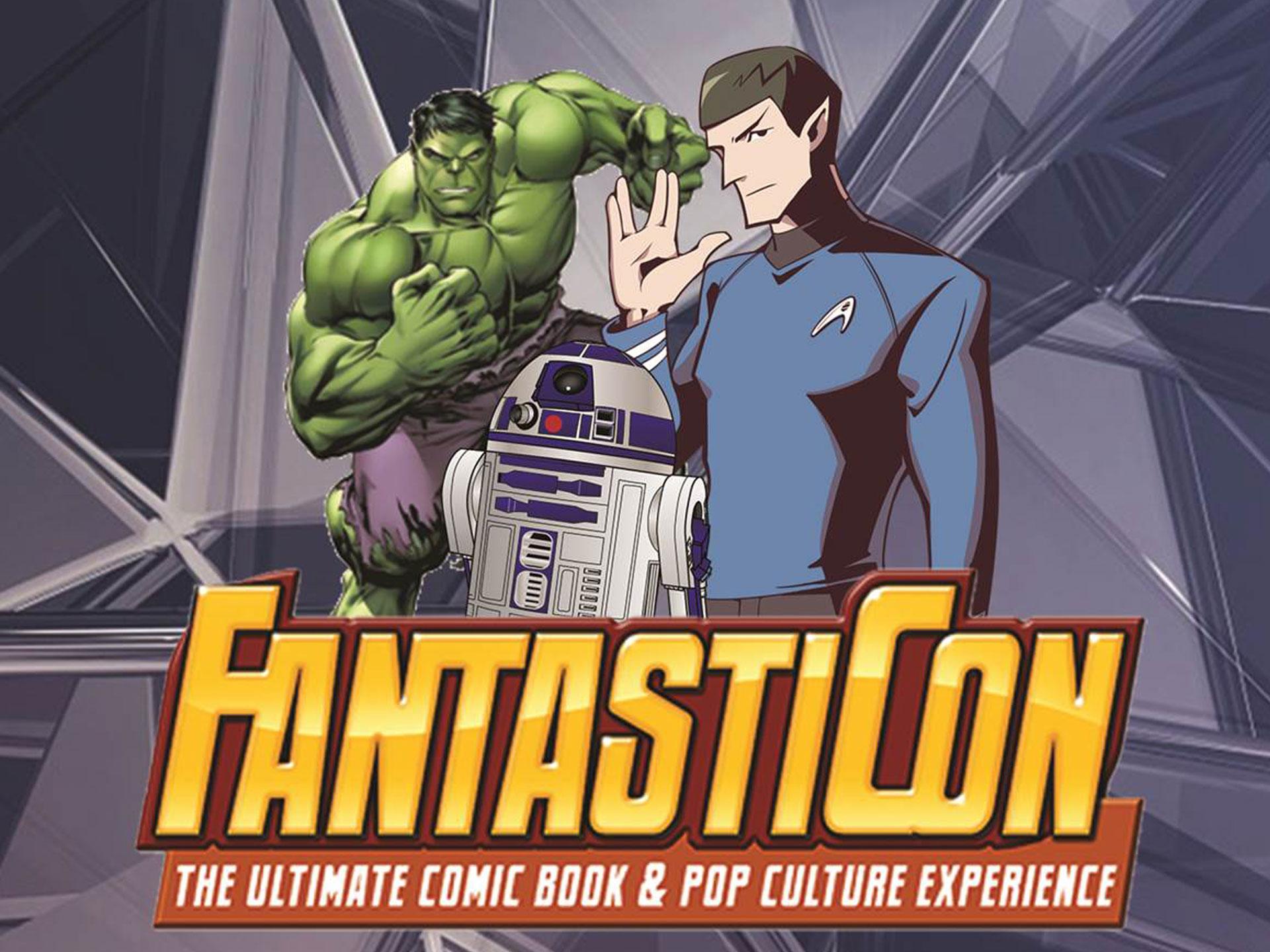Image for FANTASTICON S7-EP22 - Saturday, October 19, 2019
