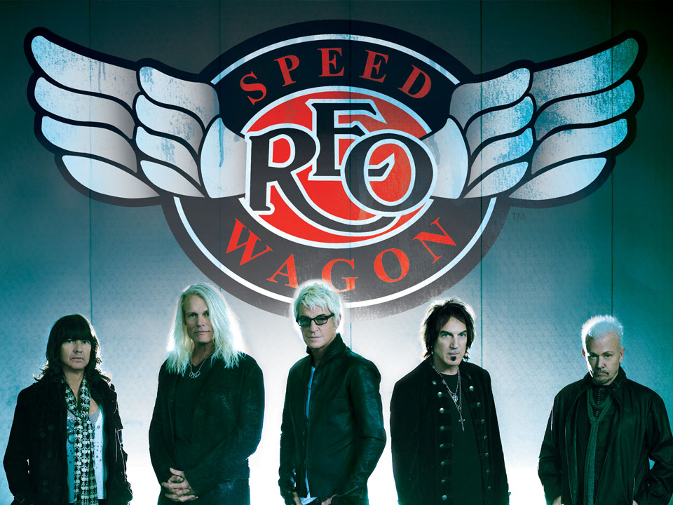 Image for REO SPEEDWAGON - Friday, June 7, 2019