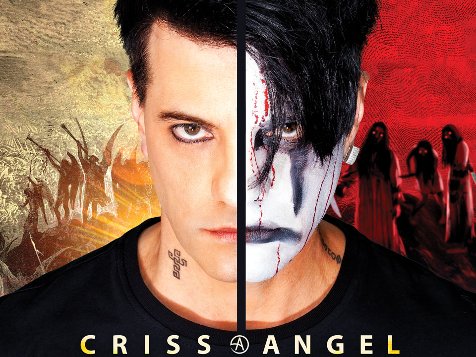 Image for CRISS ANGEL: RAW - Saturday, June 1, 2019