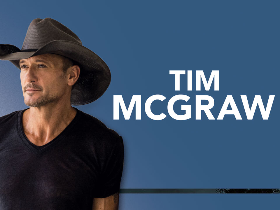 Image for TIM MCGRAW wsg Devin Dawson & Levi Hummon - Saturday, August 10, 2019 (OUTDOORS)
