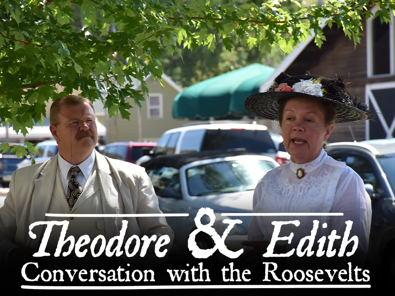 Image for Theodore and Edith -  Mon, Jun 28, 2021