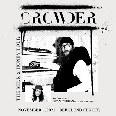 Image for CROWDER: The Milk & Honey Tour