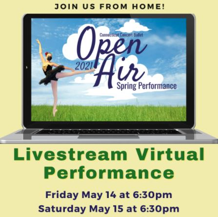 Image for (VIRTUAL) CCB Open Air - Spring Performance 2021